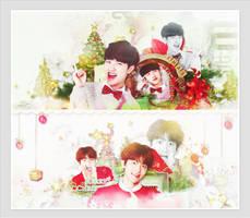 PSD MERRY CHRISTMAS by Loo-Luyi