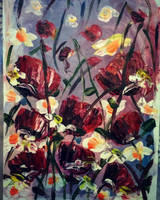 Flowers II by MarieeDuVent