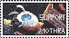 Stamp11: I support Mothra by Neotokyo9