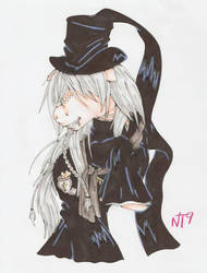 MLP Undertaker by Neotokyo9