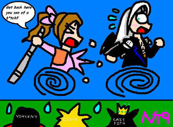 Aerith's Revenge by Neotokyo9
