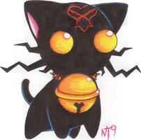 Kitten Heartless by Neotokyo9