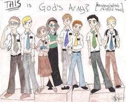 God's Army by Ayaia-Moon