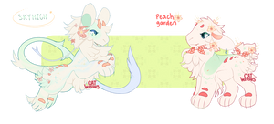 {Auction, closed} Pastel Hyxat Cubs by fayeskies