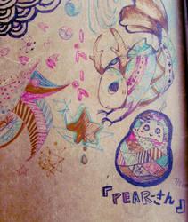 Sketch Pattern 1 by lxoivaeh