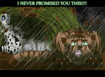 I Never Promised You This! (Warrior Cats) by WarriorCat3042