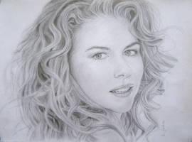 Nicole Kidman by Coquelicotnoir