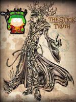 Kyle - South Park Stick of Truth by ParyKon