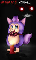 Tattletail -Mama's Scary by FriSk-tan