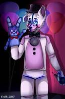 Funtime Freddy -FnaF SL by FriSk-tan