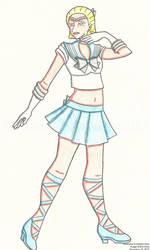 Sailor Callisto by erin-hime