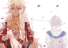 Grand Caster : Solomon by devakirin