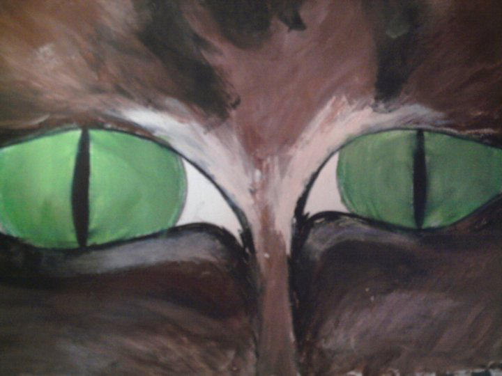 Gemini Eyes by fromthecatcave on DeviantArt