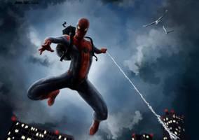 Spider-Man by aaydo