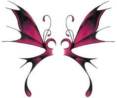 Wings -version 3- by xStarfruitx