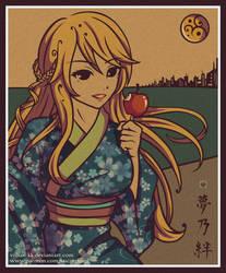 Kizuna Yumeno  by Villian-KucingKecil