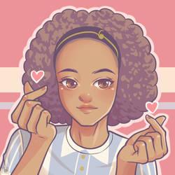 Send Love by Villian-KucingKecil