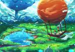 Dream Upon by JamesExcalibur