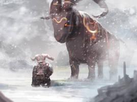 Ornn - League of Legends by JamesExcalibur