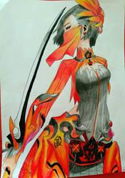 Swordmaster - Blade and Soul Ver. 2.0 by hkmun