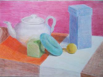 Teapot setting by hkmun