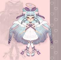 Cupico CS Guest Artist Adoptable  (OPEN) by Triachi