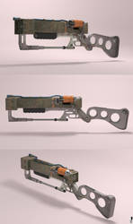 Arma laser by zentaoaki