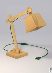Flexo de madera by zentaoaki