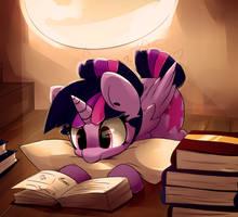 Readin' by Bloodatius