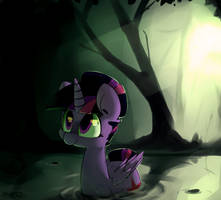 The Forest by Bloodatius