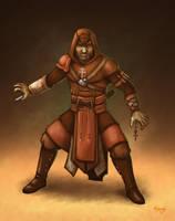 Fredo - Concurso Cultural  Assassin's Creed Brasil by markuro