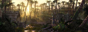 The jungle by radoxist