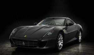 Ferrari fiorano 599 GTB studio by radoxist