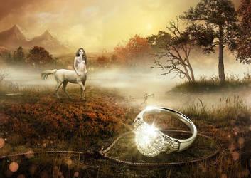 ALO diamonds centaur by radoxist