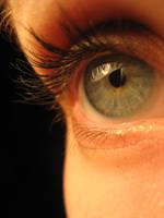 eye stock 1 by Khastalle