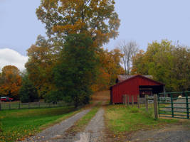 A Day on the Farm by Mistshadow2k4
