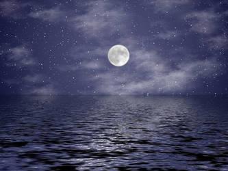 Moon Risen by Mistshadow2k4