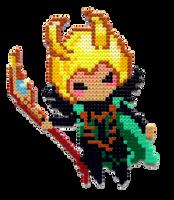 Loki II by Aenea-Jones