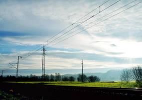 Following Railtracks by Aenea-Jones