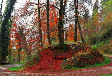 Rest here. by Aenea-Jones
