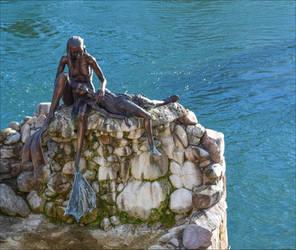 The Mermaid by Aenea-Jones