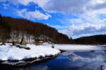 Winter Reflection by Aenea-Jones