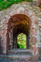 The Gate by Aenea-Jones