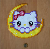 Hello Kitty Sprite by Aenea-Jones