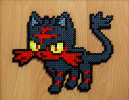 #725 - Litten [for sale] by Aenea-Jones