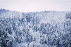 Snowrange II by Aenea-Jones