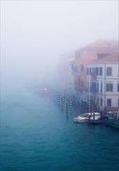 Foggy Venice II by Aenea-Jones