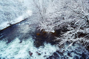 And winter came. II by Aenea-Jones