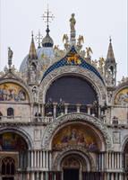 Basilica di San Marco II by Aenea-Jones