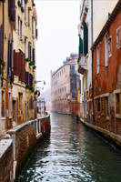Where the Streets are Water VI by Aenea-Jones